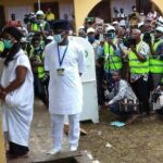 Ondo Election: PDP Candidate, Jegede And Wife Finally Cast Votes After Technical Challenges 28