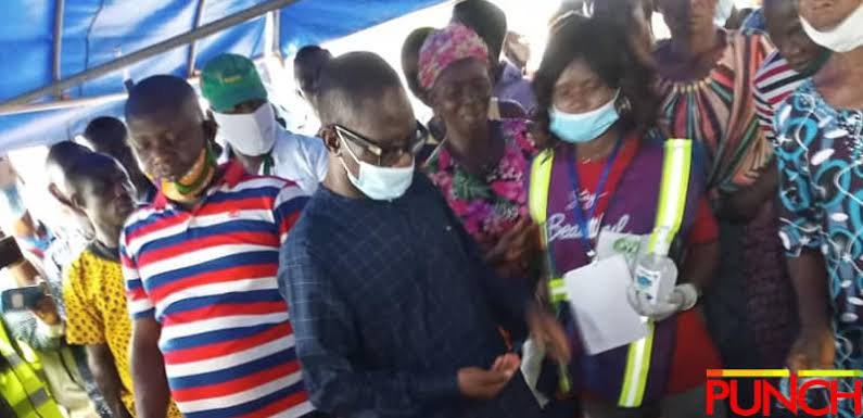 Ondo Election: ZLP Candidate, Agboola Ajayi Cast His Vote, Says Security Is Compromised 1