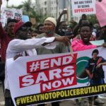 #EndSARS: Over 11,000 Sign Petition To Ban Top Public Officers, IGP, Others From US 27