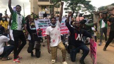 Police Allegedly Kills 8 More #EndSARS Protesters In Ogbomosho, Oyo State [Video] 5