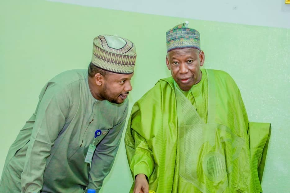 #EndSARS: Governor Ganduje Suspends Aide, Dawisu For Criticizing President Buhari On Twitter 1