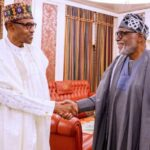 Ondo Election: Akeredolu's Victory Shows One Good Turn Deserves Another - Buhari 28