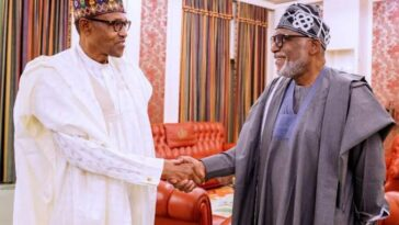 Ondo Election: Akeredolu's Victory Shows One Good Turn Deserves Another - Buhari 2