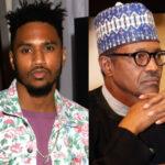 "#EndSARS: ""People Say You're Full Of Sh*t"" – US Singer, Trey Songz Blast President Buhari 27"