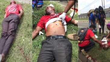 Police Allegedly Kills Another Four Peaceful #EndSARS Protesters In Surulere, Lagos [Video] 5