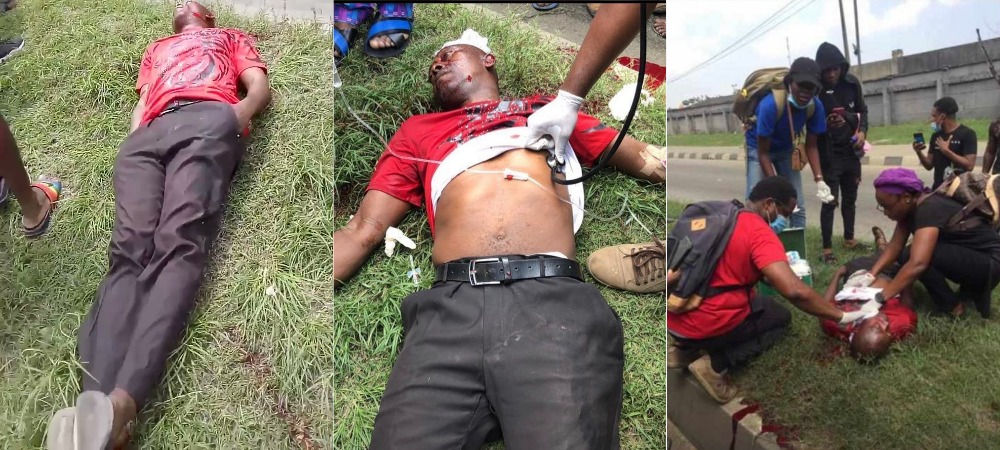 Police Allegedly Kills Another Four Peaceful #EndSARS Protesters In Surulere, Lagos [Video] 1