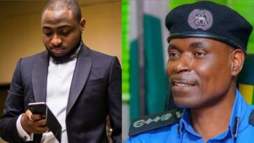 "#EndSARS: ""I Never Denied Protesting"" – Davido Shares Details Of His Meeting With IGP Adamu 8"