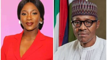 "#EndSARS: ""Someone Isn't Listening, Who Is Really Calling The Shots Here?"" - Genevieve Asks Buhari 2"