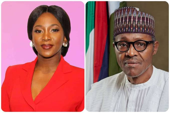 """#EndSARS: """"Someone Isn't Listening, Who Is Really Calling The Shots Here?"""" - Genevieve Asks Buhari 1"""