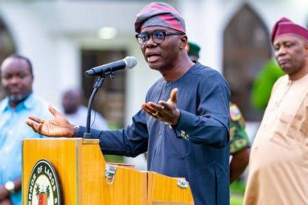 Sanwo-Olu Begs Lagosians To Suspend #EndSARS Protest For 24 Hours, Says 'Tempers Are High' 1