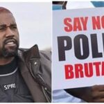 """Buhari Must Answer The Cries Of Nigerians"" - Kanye West Reacts To #EndSARS Protests 28"