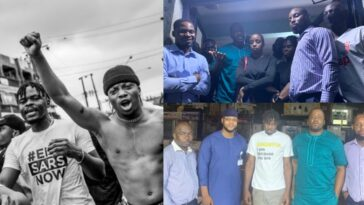 #EndSARS: Desmond Elliot Secures Release Of Oxlade's Manager, Ojabodu Ademola, 5 Other Protesters 14