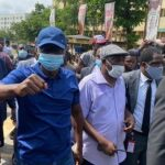 Sanwo-Olu joins #EndSARS protest announce N200 Million fund for victims of Police brutality 29