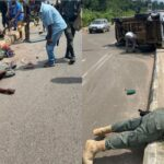 Two Police Officer Dies, Many Other Injured In Fatal Accident At Akure Airport Road [Photos/Video] 27