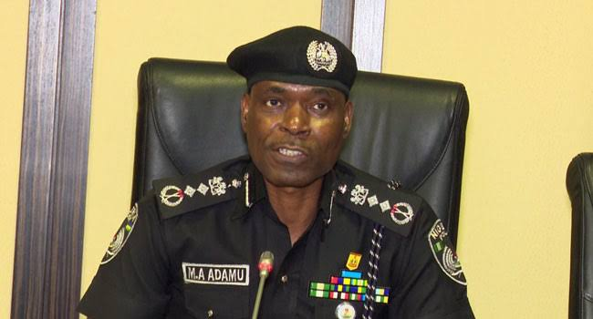 Inspector General of Police withdraws all police officers attached to all VIPs with immediate effect 1