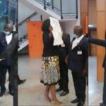 #EndSARS: Nigerian Woman, Asanya Ndidi Protests Police Brutality Inside National Assembly [Video] 29