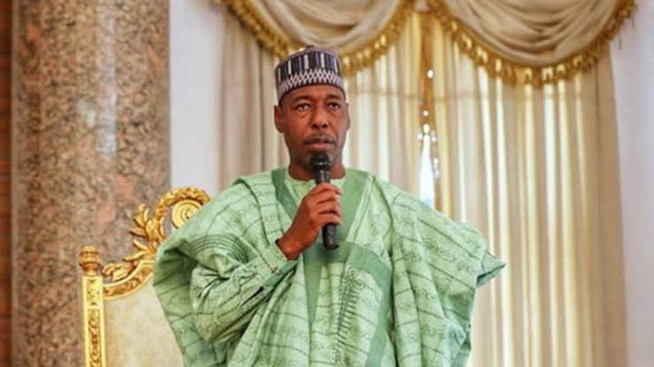 Governor Zulum Asks IGP Adamu To Deploy SARS Officers To Fight Boko Haram In Borno 1