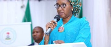 Nigeria Will Soon Exit Recession Caused By COVID-19 Outbreak - Finance Minister, Zainab Ahmed 24