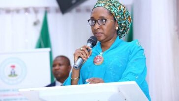 Nigeria Will Soon Exit Recession Caused By COVID-19 Outbreak - Finance Minister, Zainab Ahmed 10