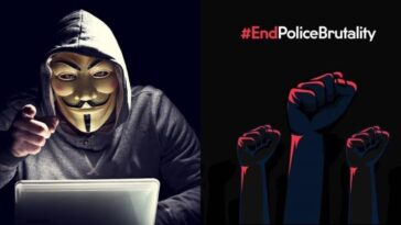 Hacktivist, Anonymous Hacks Nigerian Police Database, Release SARS Officers' Records 6
