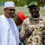 President Buhari Rejects Buratai's Request To Deploy Soldiers To Disperse #EndSARS Protesters 27