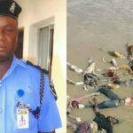Anambra SARS Boss, CSP James Nwafor Accused Of Killings And Dumping Corpses Inside Ezu River 19