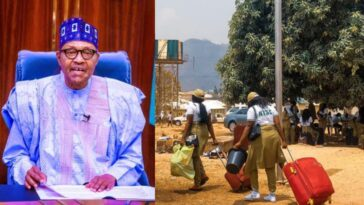 Federal Government Approves Reopening Of NYSC Orientation Camps Nationwide 6