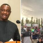 """My Driver Was Killed During #EndSARS Protest In Abuja"" - Labour Minister, Festus Keyamo 28"