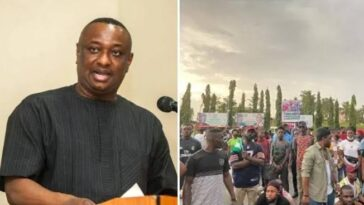"""""""My Driver Was Killed During #EndSARS Protest In Abuja"""" - Labour Minister, Festus Keyamo 1"""