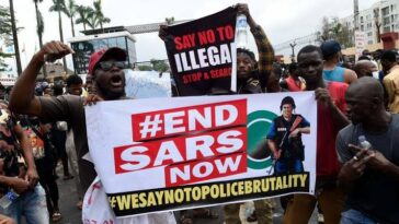 FCT Authorities Bans Ongoing #EndSARS Protests In Abuja For Violating COVID-19 Rules 1