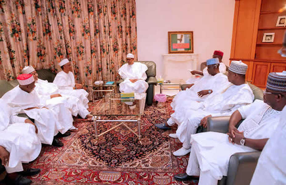 Northern Governors Rejects Disbandment Of SARS, Says Some Personnel Are Doing Their Work Diligently 1