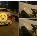 Thugs with PHCN Trailer Rams Into #EndSARS Protesters At Lekki Toll Gate, Destroy Cars [Video + Photos] 23