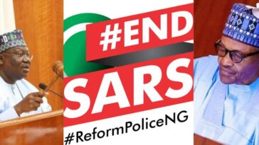 #EndSARS Protesters Should Go Home And Give Buhari Chance To Implement Their Demands - Senate 5