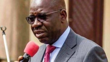 EDO: Governor Obaseki Reacts To Attacks And Killing Of #EndSARS Protesters In Benin 2