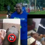 Bank Manager Ivan Kituuka shot dead after stern warning from married man to stop sleeping with his wife - GRAPHIC VIDEO 27