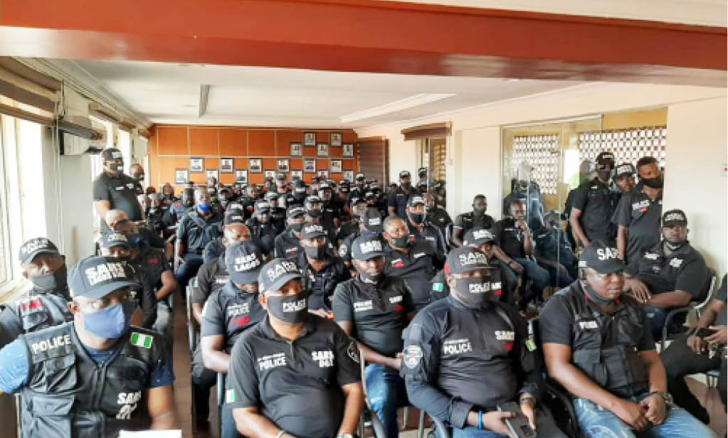 Nigerian Police Force To Dismiss 37 Former SARS Officers, Prosecute 24 For Misconduct 1