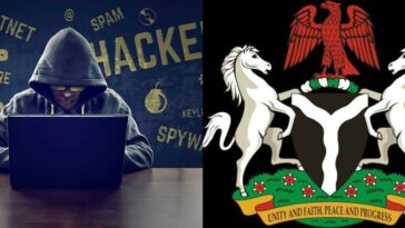 Hacktivist, Anonymous Claims Responsibilty Of Hacking CBN, INEC, EFCC, NNPC Websites 3