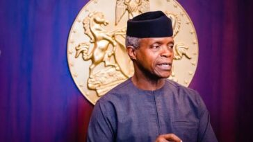 "#EndSARS: ""We Are Sorry"" - Osinbajo Apologizes To Nigerians, Admits Government's Fault 3"