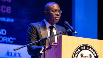 #EndSARS: Candlelight For SARS Victims Calls For Sober Reflections - Governor Sanwo-Olu 4
