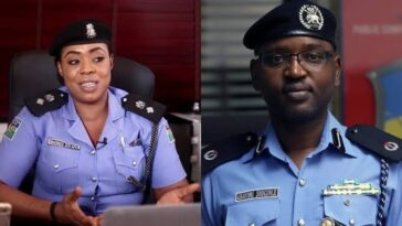 Dolapo Badmus, Yomi Shogunle Part Of 37 Officers Penalized By Nigeria Police Force 5