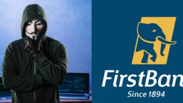 Hacktivist, Anonymous Shuts Down First Bank Website For Allegedly Freezing #EndSARS Protest Fund 16
