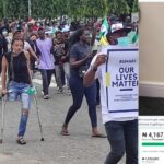 Nigerians Raise Over N4m For #EndSARS Protester In Need Of N1.5m Prosthetic Leg 23