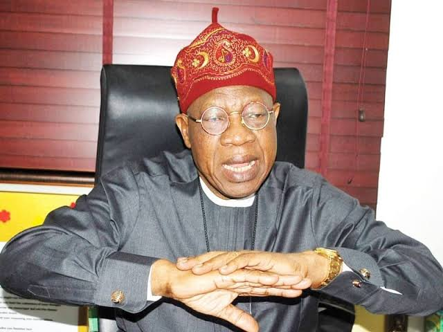 Lai Mohammed Denies Saying Nigeria Is At Boko Haram's Mercy, Calls For Social Media Regulation 1