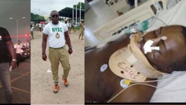 #EndSARS Protester, Anthony Onome Dies After Being Stabbed Multiple Time By Thugs In Abuja [Video] 5