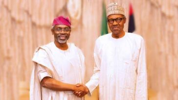 """Stop #EndSARS Protest, There's No Democrat Bigger Than Buhari"" – Femi Gbajabiamila 2"