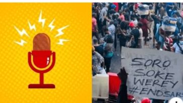 #EndSARS Protesters Launches Helpline Centre And Online Radio 'Soro Soke' [Audio] 2