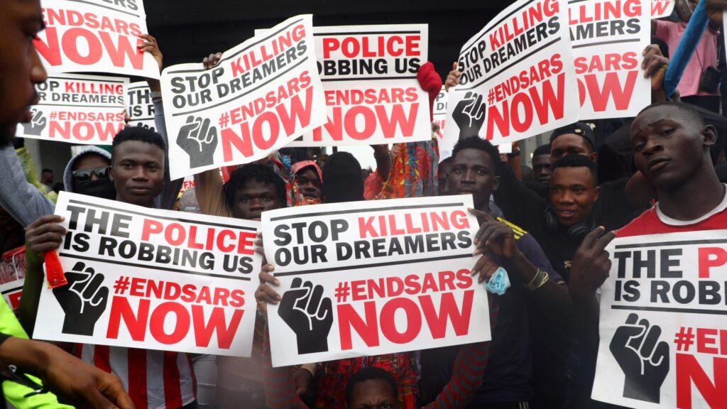 #EndSARS: Femi Falana, Lee Maeba, Fani Kayode and others condemn Operation Crocodile Smile 1