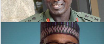 General Buratai and other service chiefs sacked with immediate effect - Breaking News 25