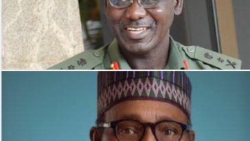 General Buratai and other service chiefs sacked with immediate effect - Breaking News 8