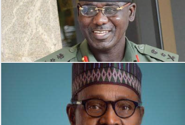 General Buratai and other service chiefs sacked with immediate effect - Breaking News 2